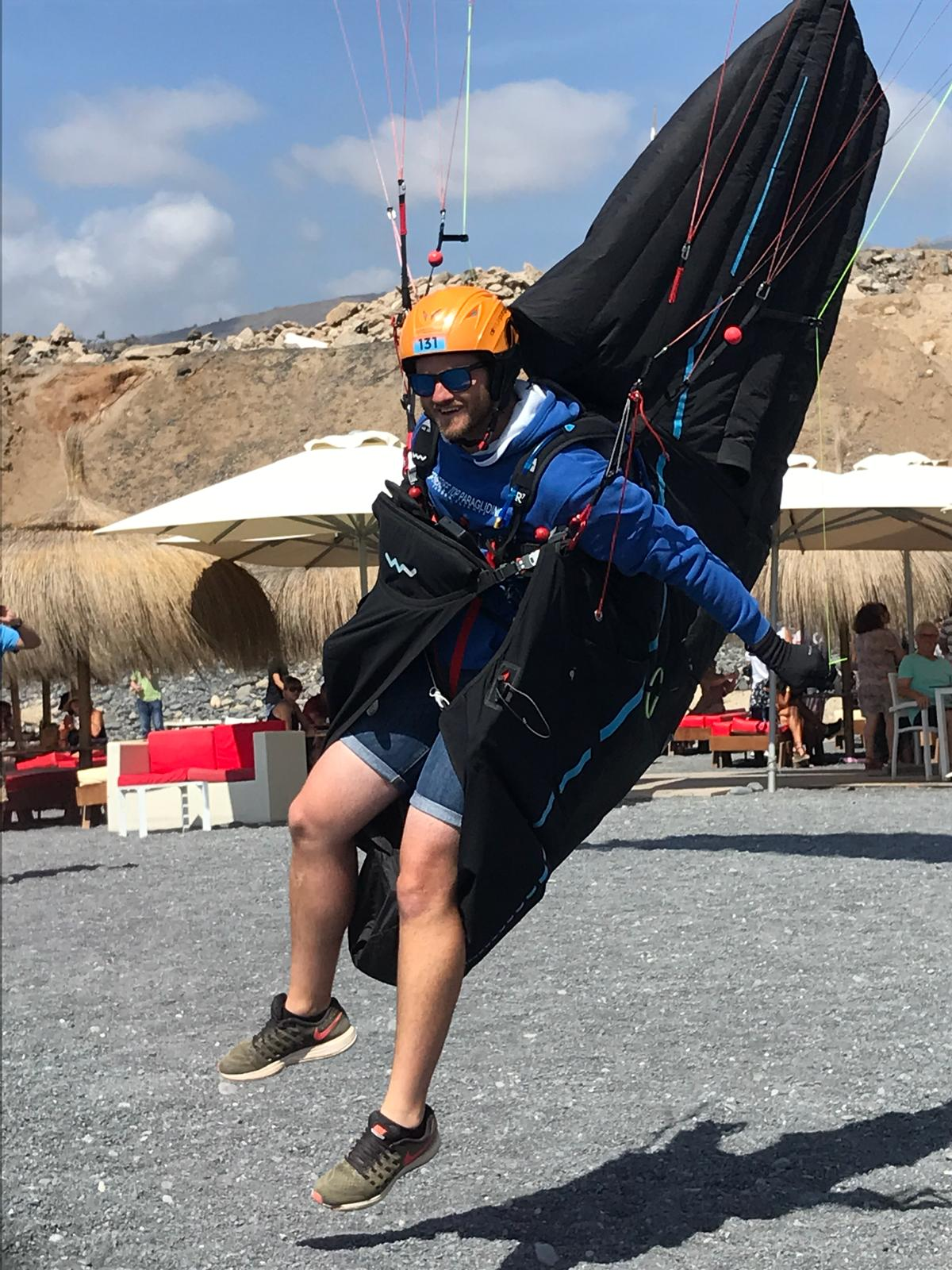 The best harnesses for paragliding