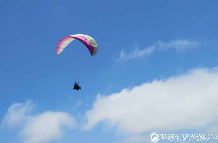 Discover the 4 different disciplines of paragliding competition